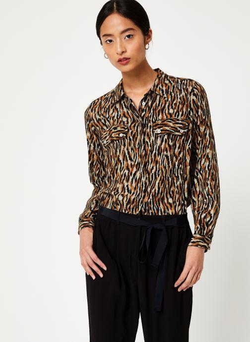 Vêtements Stella Forest COMBI-PANTALON TIGRE Noir vue détail/paire