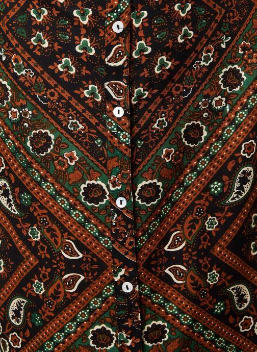 Vêtements Stella Forest JUPE BOUTONNEE MARTHA Vert vue face
