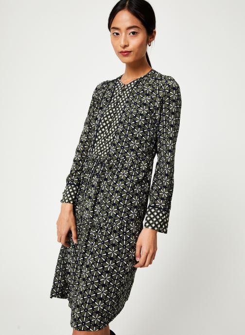 Vêtements Stella Forest ROBE COURTE LOTUS Vert vue droite