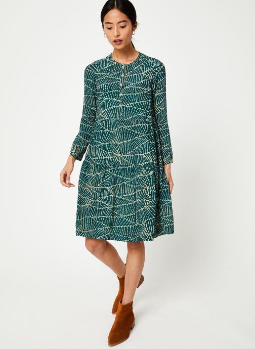 Vêtements Stella Forest ROBE COURTE HOJA Vert vue bas / vue portée sac