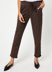 Pantalon large - PANTALON RAYE CLAIRE
