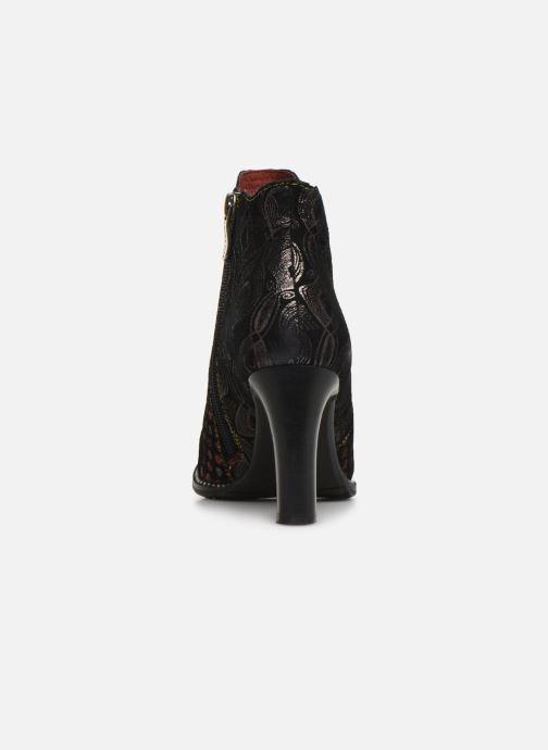 Boots en enkellaarsjes Laura Vita Albane 198 Zwart rechts