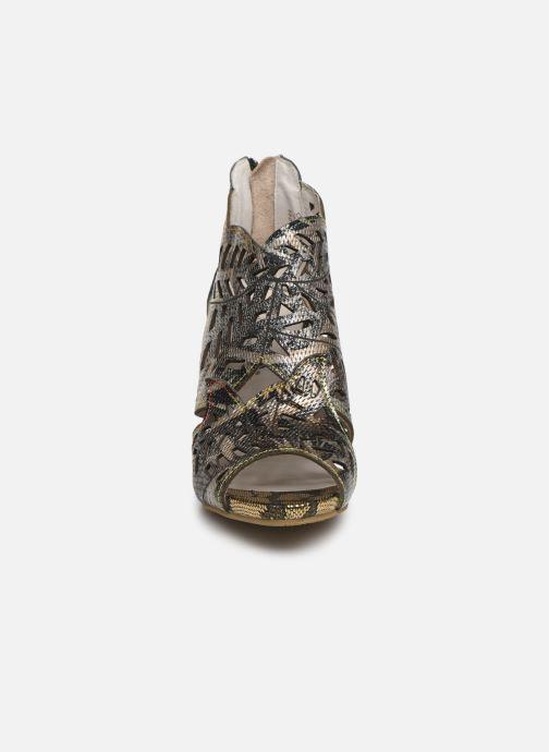 Boots en enkellaarsjes Laura Vita Alcbaneo 049 Zwart model