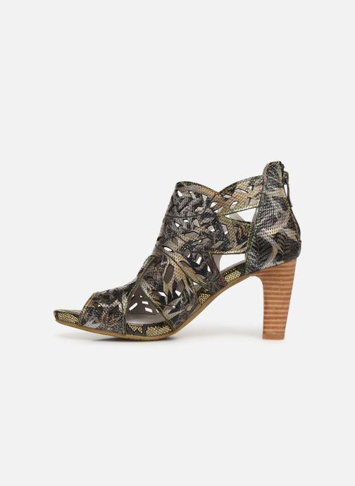 Boots en enkellaarsjes Laura Vita Alcbaneo 049 Zwart voorkant