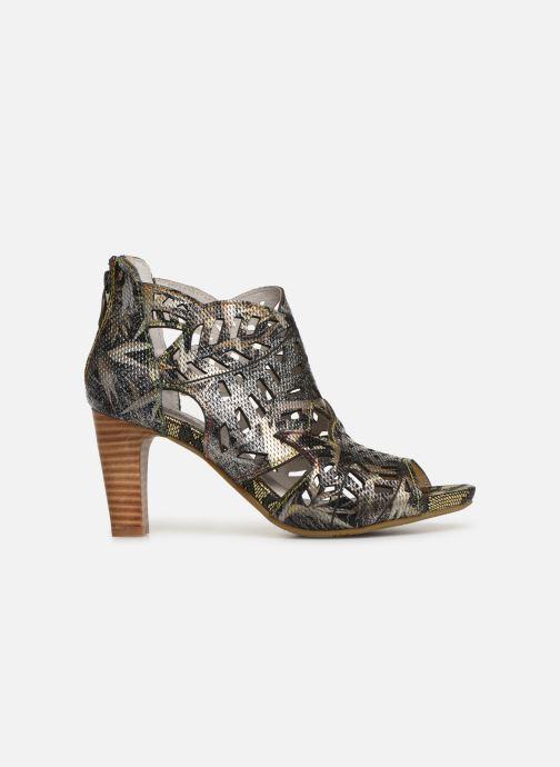 Boots en enkellaarsjes Laura Vita Alcbaneo 049 Zwart achterkant