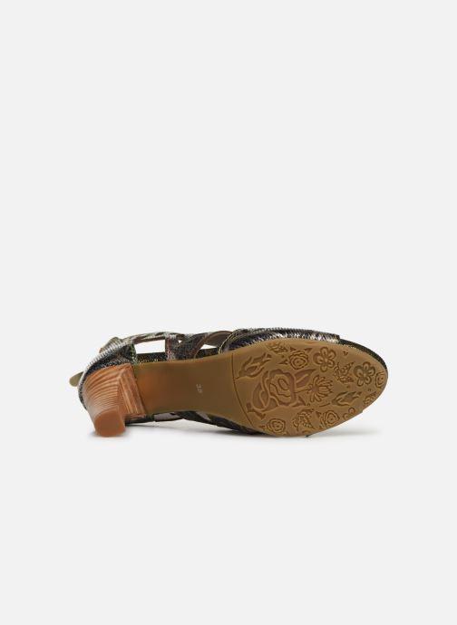 Boots en enkellaarsjes Laura Vita Alcbaneo 049 Zwart boven
