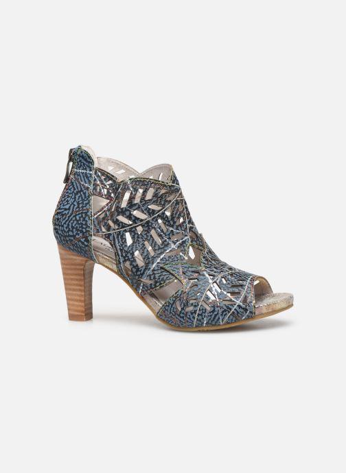 Bottines et boots Laura Vita Alcbaneo 0492 Bleu vue derrière