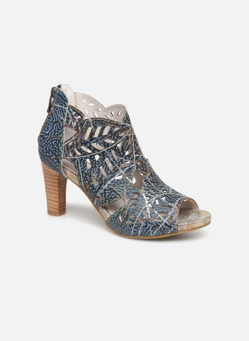 Boots en enkellaarsjes Laura Vita Alcbaneo 0492 Blauw detail