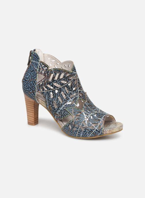 Bottines et boots Laura Vita Alcbaneo 0492 Bleu vue détail/paire