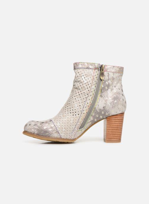 Bottines et boots Laura Vita Ancnao 139 Beige vue face