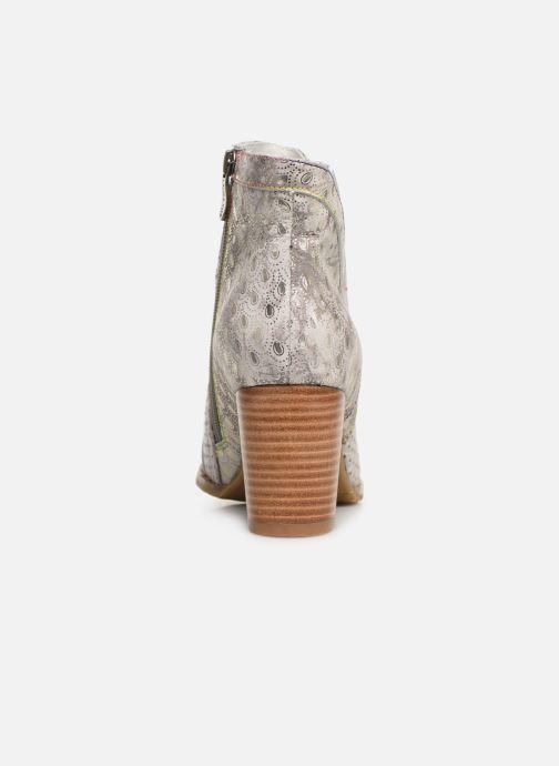 Bottines et boots Laura Vita Ancnao 139 Beige vue droite