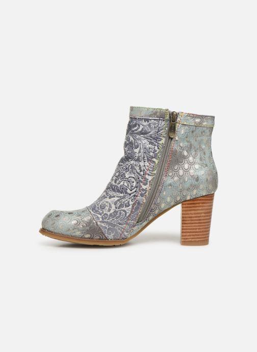 Bottines et boots Laura Vita Ancnao 139 Gris vue face