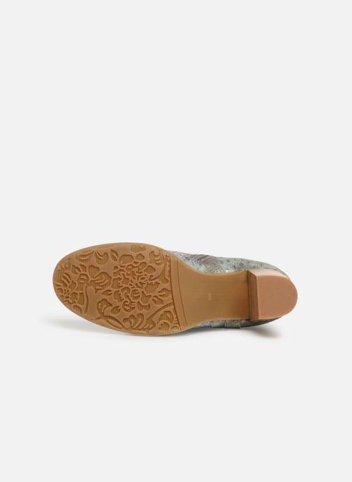 Bottines et boots Laura Vita Ancnao 139 Gris vue haut