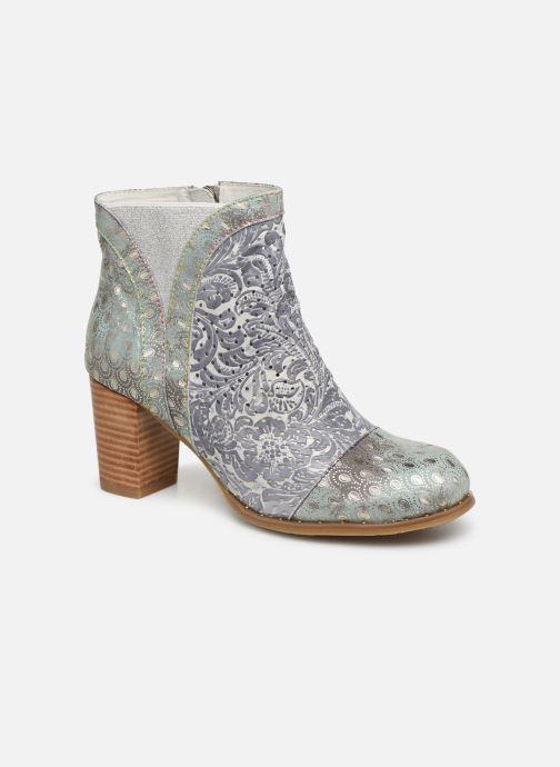 Bottines et boots Laura Vita Ancnao 139 Gris vue détail/paire