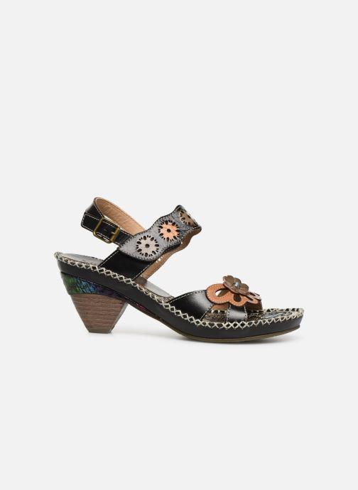 Sandales et nu-pieds Laura Vita Becigneto 33 Noir vue derrière