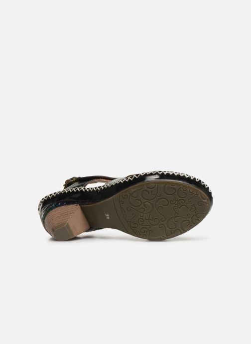 Sandales et nu-pieds Laura Vita Becigneto 33 Noir vue haut