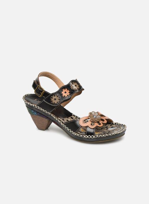 Sandales et nu-pieds Laura Vita Becigneto 33 Noir vue détail/paire