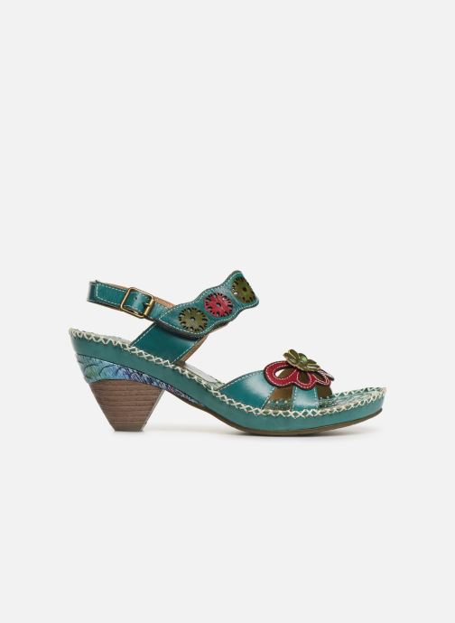 Sandales et nu-pieds Laura Vita Becigneto 33 Bleu vue derrière