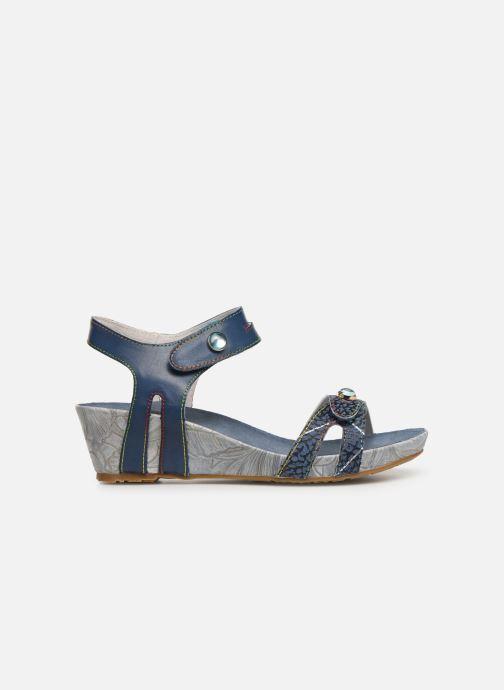 Sandali e scarpe aperte Laura Vita Beclindao 0291 Azzurro immagine posteriore