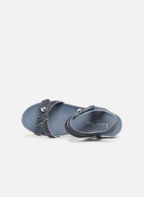 Sandali e scarpe aperte Laura Vita Beclindao 0291 Azzurro immagine sinistra