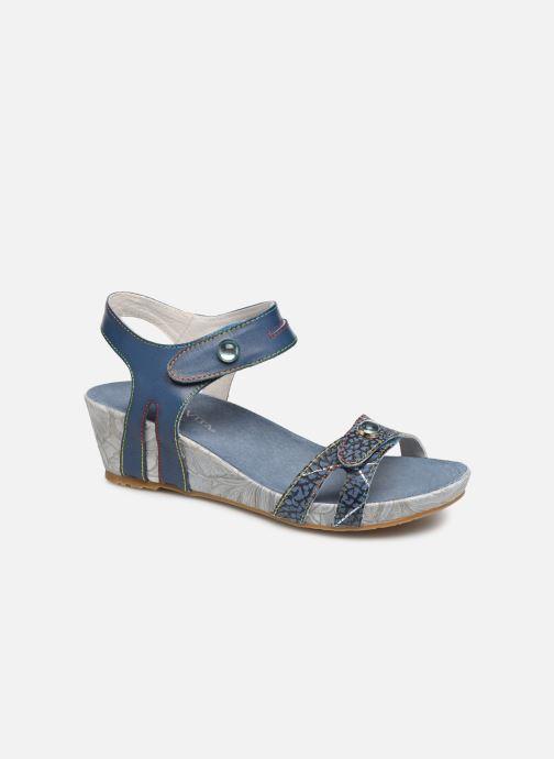 Sandales et nu-pieds Laura Vita Beclindao 0291 Bleu vue détail/paire