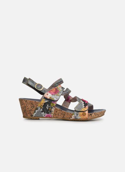 Sandales et nu-pieds Laura Vita Beclindao 209 Gris vue derrière