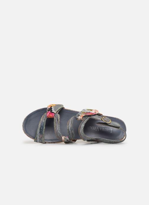 Sandales et nu-pieds Laura Vita Beclindao 209 Gris vue gauche