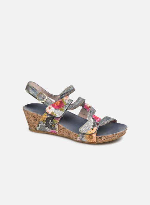 Sandales et nu-pieds Laura Vita Beclindao 209 Gris vue détail/paire