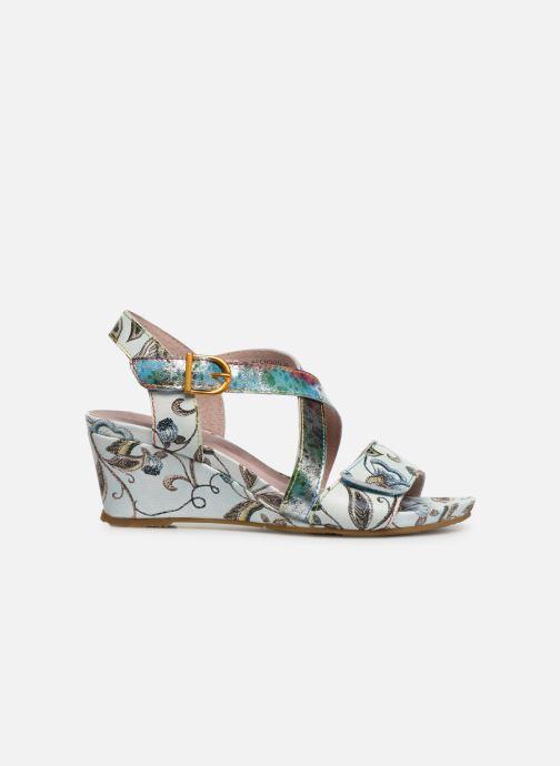 Sandales et nu-pieds Laura Vita Becnoito 60 Multicolore vue derrière