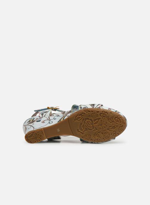 Sandales et nu-pieds Laura Vita Becnoito 60 Multicolore vue haut