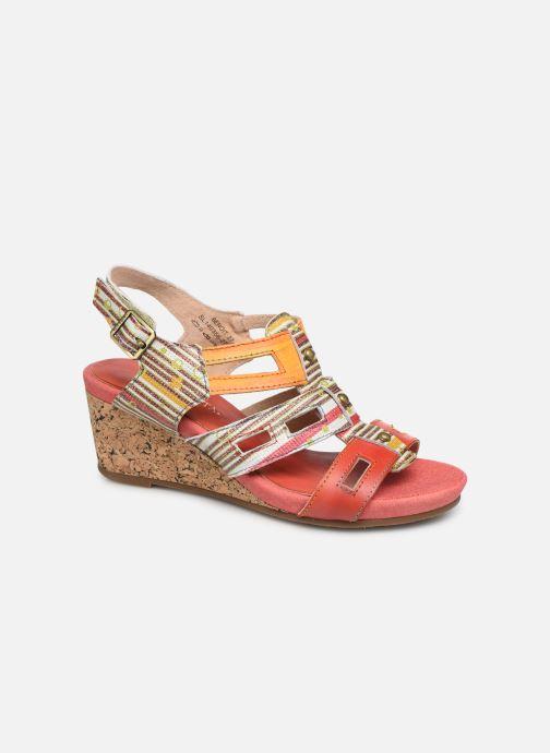 Sandali e scarpe aperte Laura Vita Benoit 27 Rosso vedi dettaglio/paio