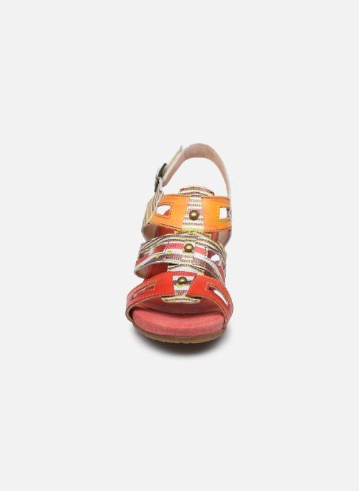 Sandales et nu-pieds Laura Vita Benoit 27 Multicolore vue portées chaussures