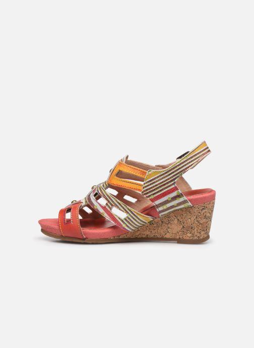Sandales et nu-pieds Laura Vita Benoit 27 Multicolore vue face