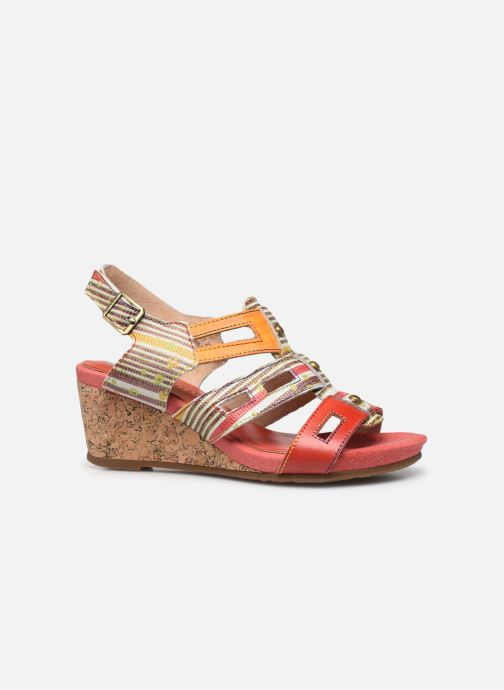 Sandales et nu-pieds Laura Vita Benoit 27 Multicolore vue derrière