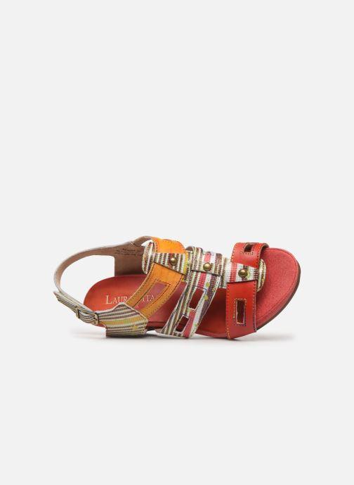 Sandales et nu-pieds Laura Vita Benoit 27 Multicolore vue gauche