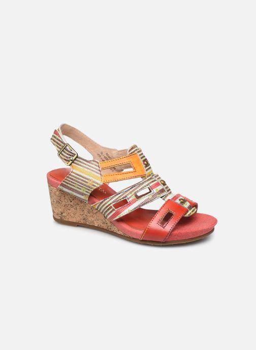 Sandales et nu-pieds Laura Vita Benoit 27 Multicolore vue détail/paire