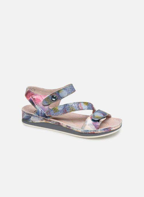 Sandales et nu-pieds Laura Vita Brcuelo 43 Bleu vue détail/paire