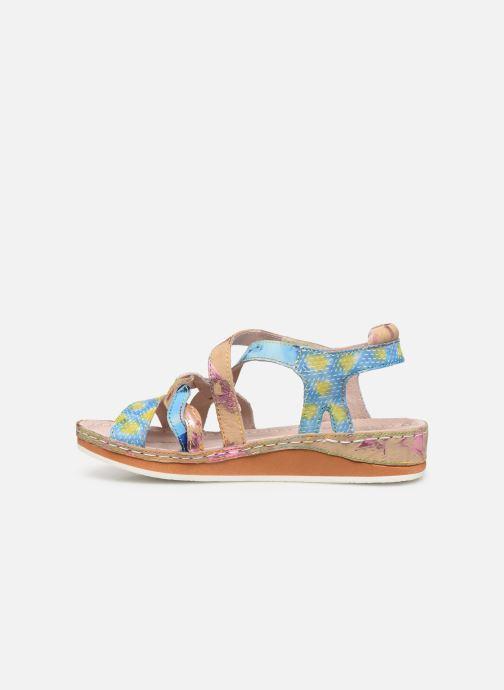 Sandales et nu-pieds Laura Vita Brcuelo 55 Bleu vue face