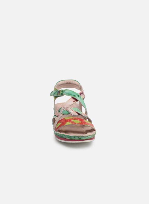 Sandales et nu-pieds Laura Vita Brcuelo 55 Vert vue portées chaussures