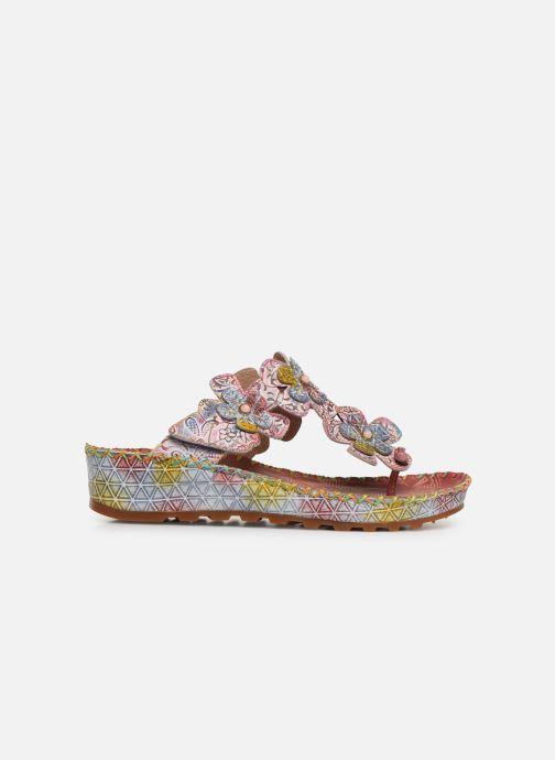 Sandali e scarpe aperte Laura Vita Brcyano 03 Rosa immagine posteriore