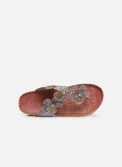 Sandali e scarpe aperte Laura Vita Brcyano 03 Rosa immagine sinistra