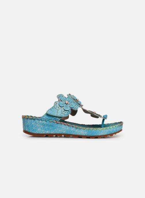 Sandales et nu-pieds Laura Vita Brcyano 03 Bleu vue derrière