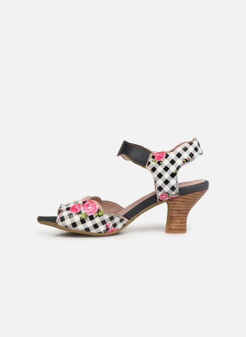 Zapatos de tacón Laura Vita Cacndiceo 119 Negro vista de frente