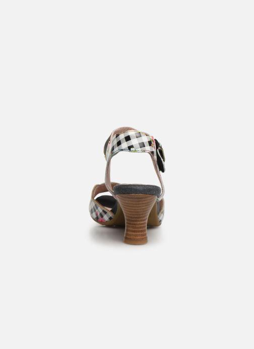 Zapatos de tacón Laura Vita Cacndiceo 119 Negro vista lateral derecha