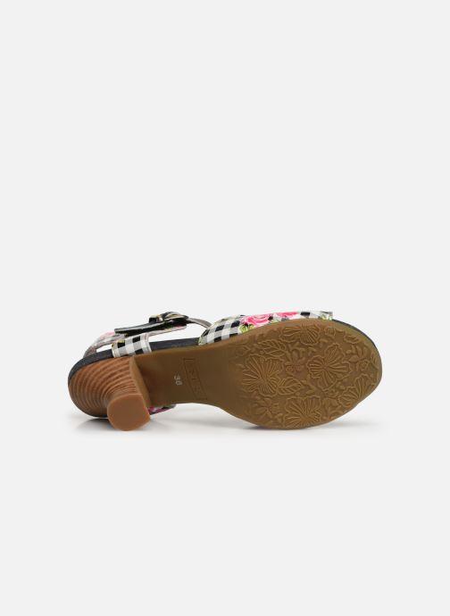 Zapatos de tacón Laura Vita Cacndiceo 119 Negro vista de arriba