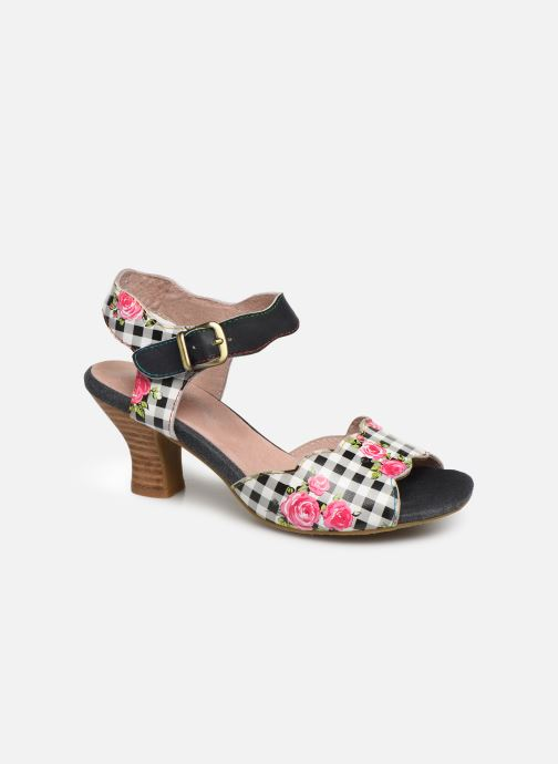 High heels Laura Vita Cacndiceo 119 Black detailed view/ Pair view