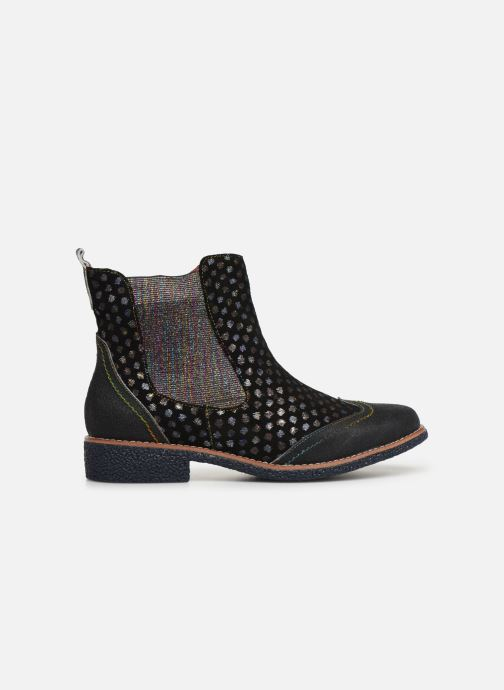 Ankle boots Laura Vita Coralie 068 Black back view