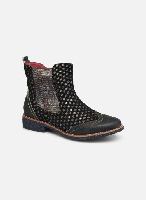 Ankle boots Laura Vita Coralie 068 Black detailed view/ Pair view
