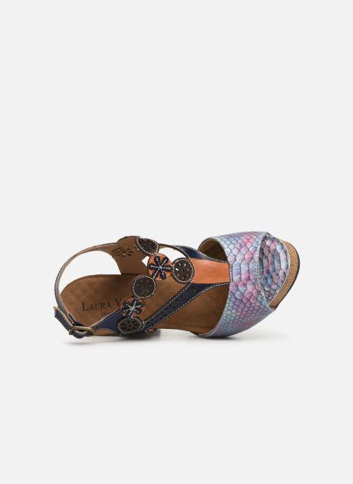 Sandali e scarpe aperte Laura Vita Dacisyo 21 Azzurro immagine sinistra