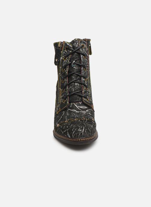 Bottines et boots Laura Vita Elea 07 Noir vue portées chaussures